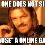 """How i feel when playing titainfall and mom askes me to """"pause"""" the game 