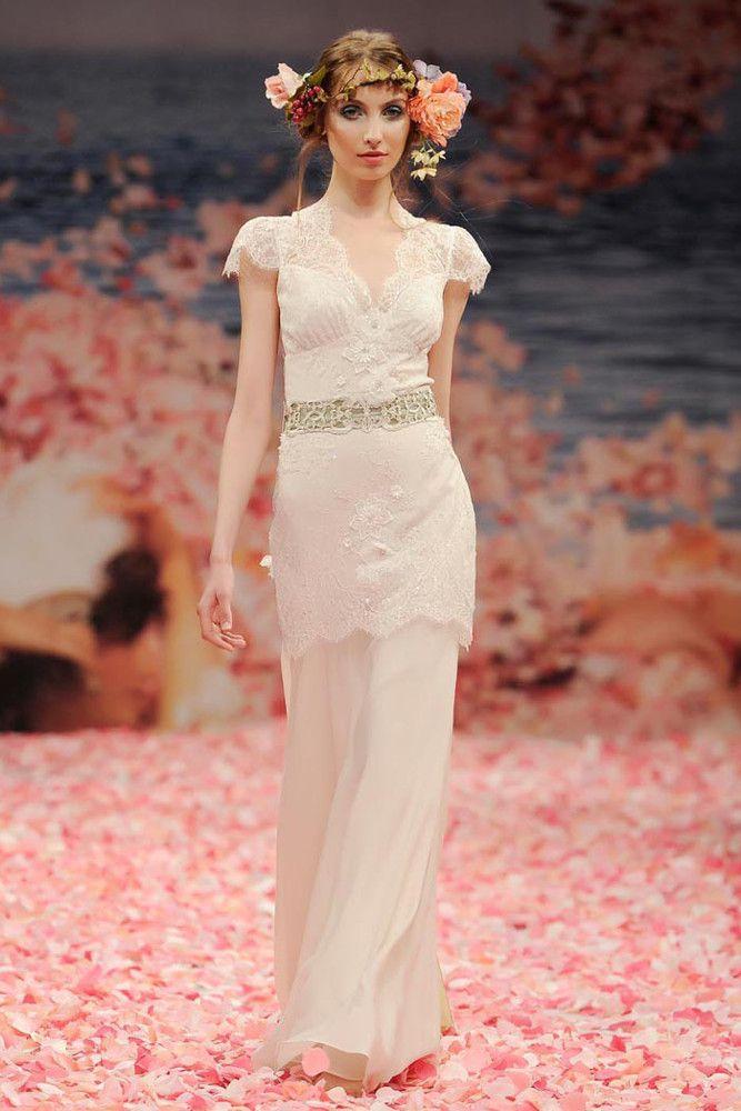 Robe de mariée Beauty disponible chez Plume Paris