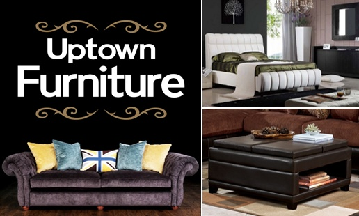 Uptown Furniture: Deal: Save 5% Off On All Purchases.
