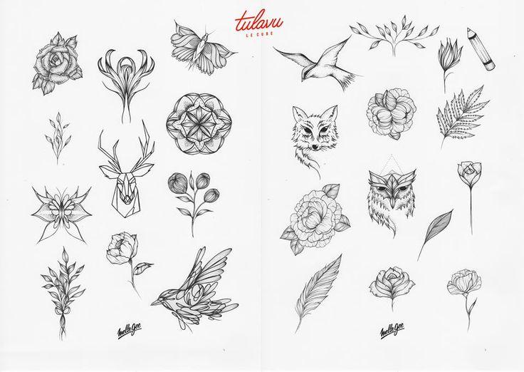 TULAVU Le Cube X MELLE GEE // Session Tattoo Flash #4 // #artiste #tatouage #tattoo #ink #blackink #artwork #tulavuartyshop #studiotattoo #conceptstore #marseille #ruedelarepublique