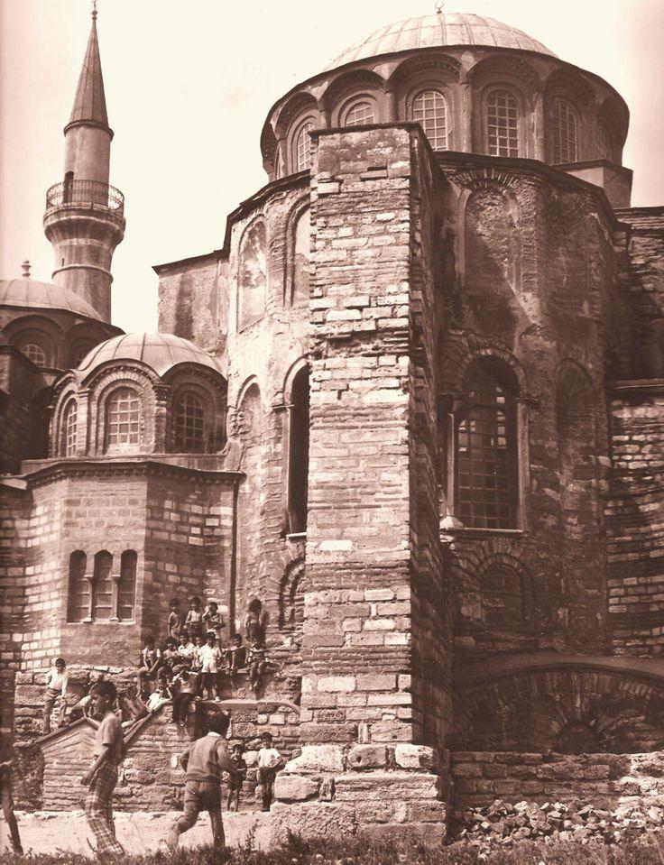 Kariye, 1973