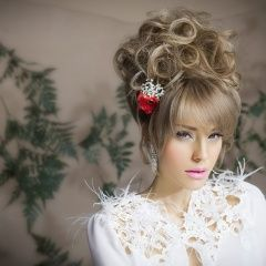 "Avi Malka ""Evening Fashion-Hairstyles Collection 2013""<br><br><br>Top Art Style"
