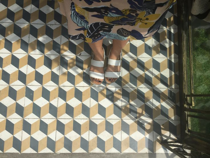 I have this thing with floors. Shoes from TopShop and Dress from Urban Outfitters. Missing Vietnam a lot right now.