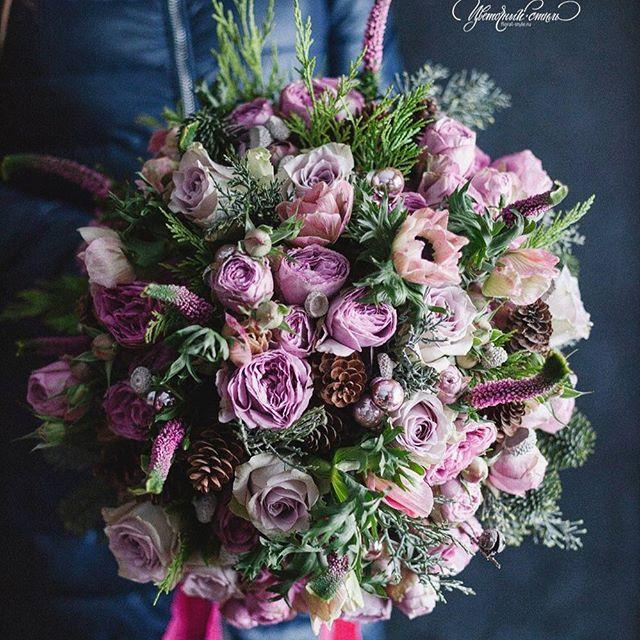 bouquet Подарочный букет @floral_style @art_petrov #цветочныйстильнск