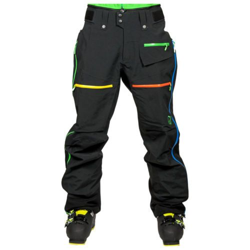 Technical-pants-Norrona-Pant-Lofoten-Gore-Tex-Caviar