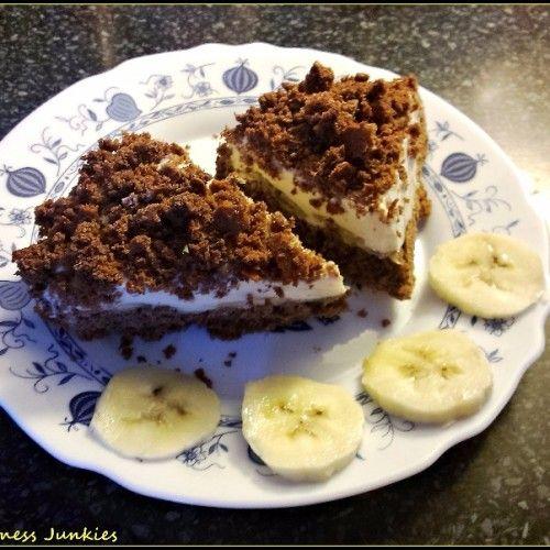 Zdravý krtkův dort