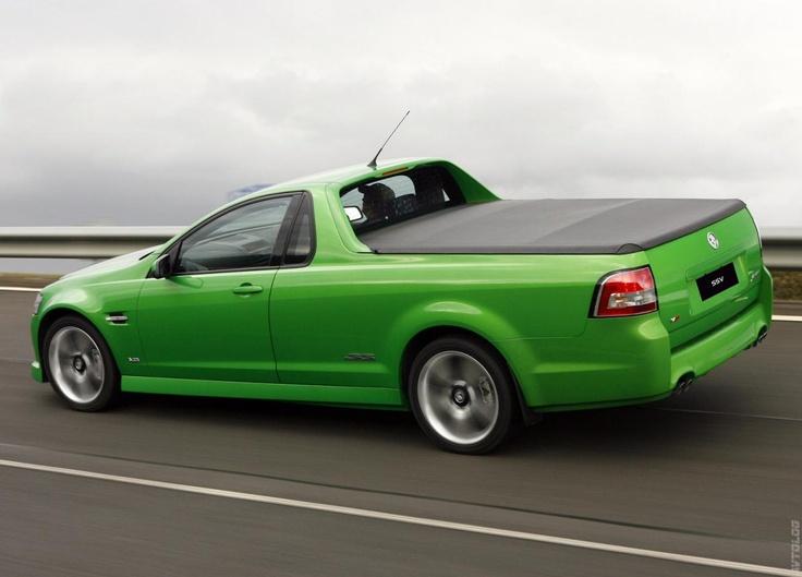 2007 Holden VE Ute SS V