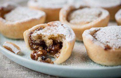 Marcus Wareing Mince Pie Recipe - Great British Chefs