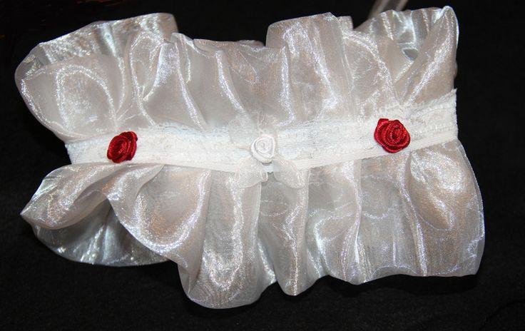 halskrause collar Gothic Lolita jabot  von tsvay auf DaWanda.com