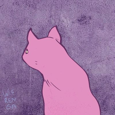 "fatass-mcnotits:  "" joewierenga:  "" Cheshire Cat by Joe Wierenga  ""  shit now THAT is a cool interpretation  """