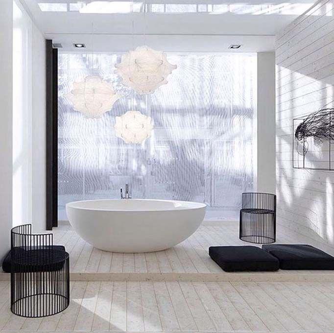 own your morning // bathroom // urban living // city life // urban suites // home // interior // home decor // urban men // luxury life //