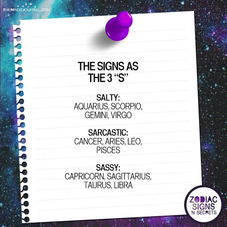 """The Signs As The 3 """"S"""" - https://themindsjournal.com/signs-3-s/"""