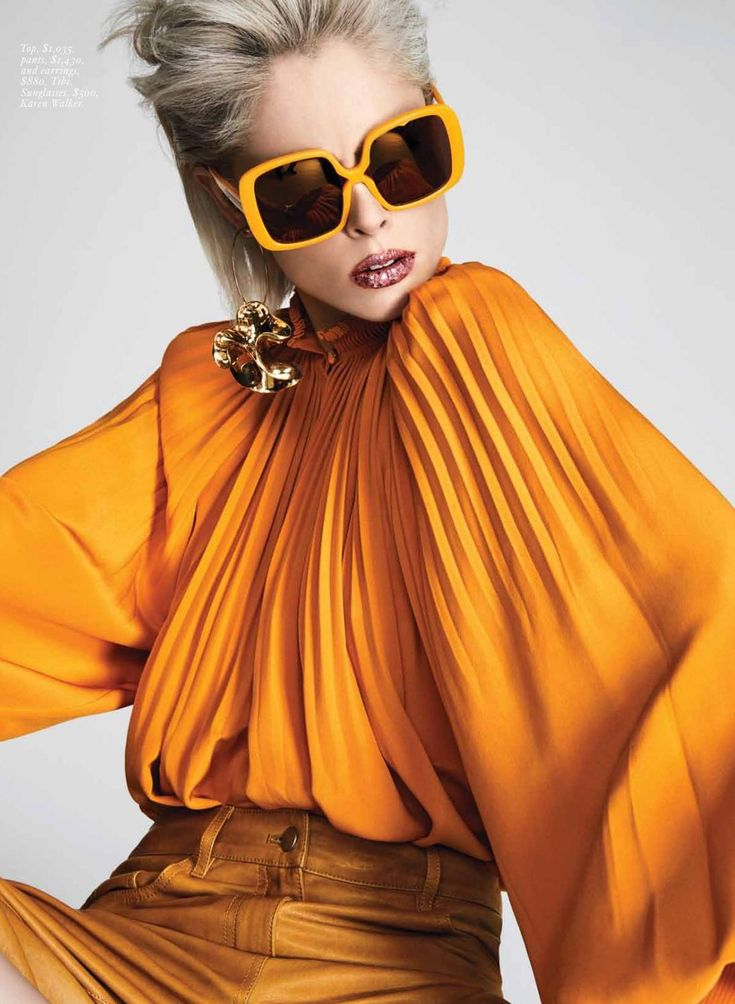 Fashion magazine april 2017