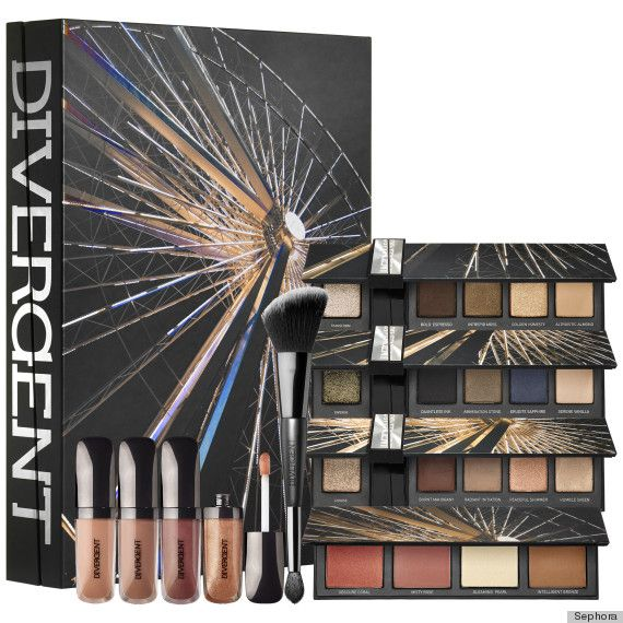 Divergent makeup collaboration with Sephora!