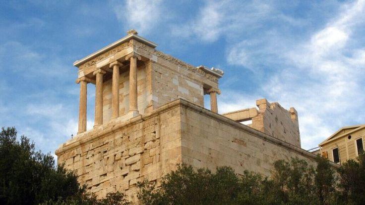 アテナ・ニケ神殿|アテネのアクロポリス|世界遺産オンラインガイド