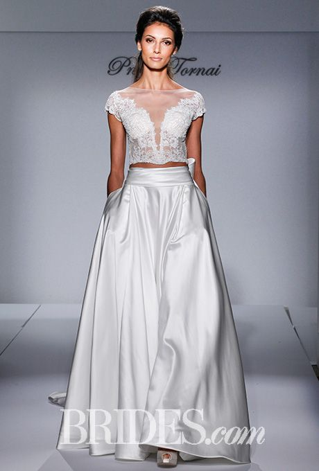 24 best pnina tornai 2016 runway collection images on for Kleinfeld wedding dresses sale