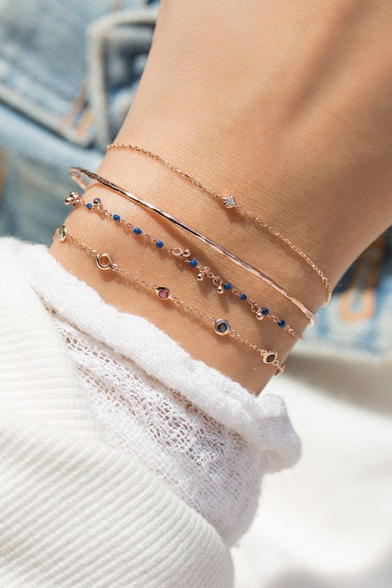 trendiges Wintermode-Armband 3