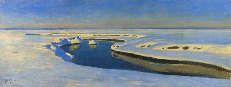 Julian Fałat - Snow