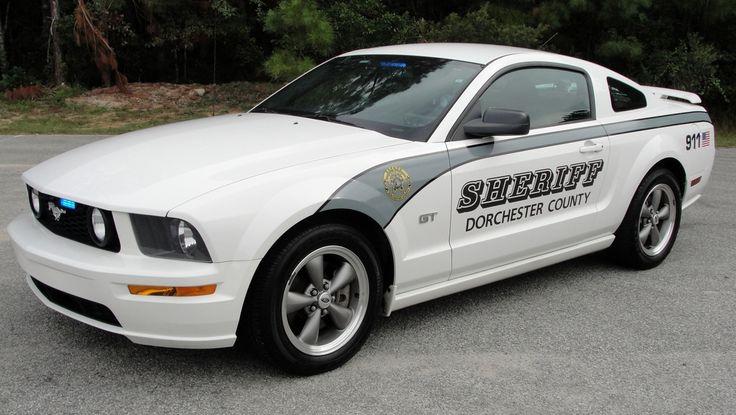 Dorchester county sc sheriffs dept police cars south