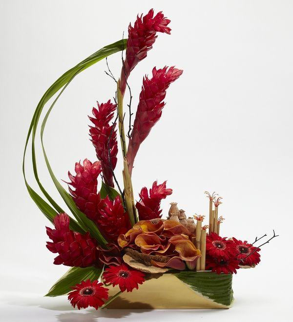 Altar Church Flower Designs: 134 Best Altar Flowers Images On Pinterest