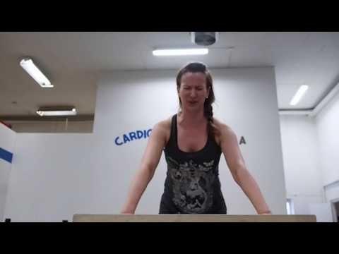 #LAURAMOVES:CrossFit Routa - Käsikirjoitus, ohjaus, kuvaus, leikkaus, juonnot