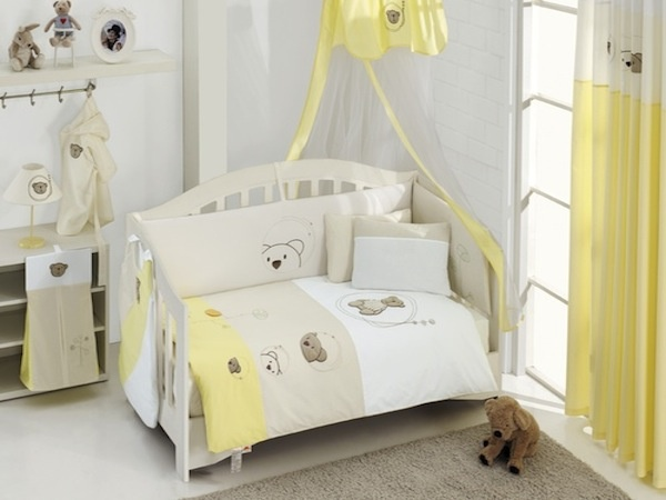 Little Bear Baby Bedding