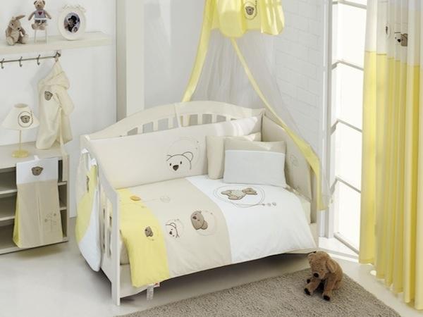 Little Bear Baby Bedding