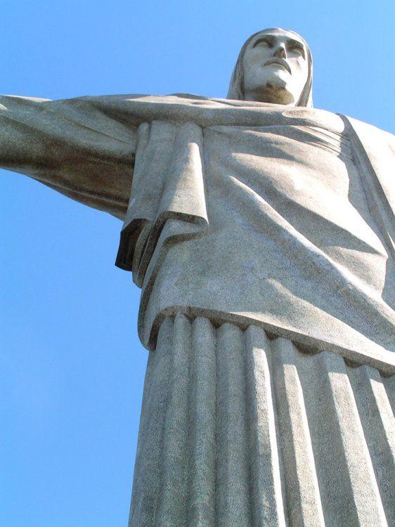 Cristo Redentor - Rio de Janeiro / Christ the Redeemer - Suzana Leite photo.
