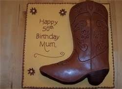 25 Best Ideas About Cowboy Boot Cake On Pinterest Sac