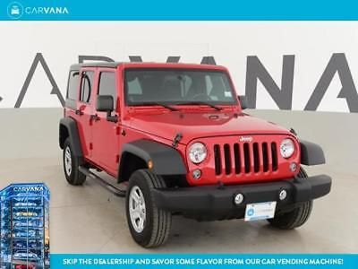 eBay: 2014 Jeep Wrangler Sport 2014 JEEP Wrangler Unlimited Sport #jeep #jeeplife