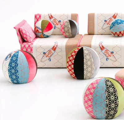 The Sushi Collection By Moroso