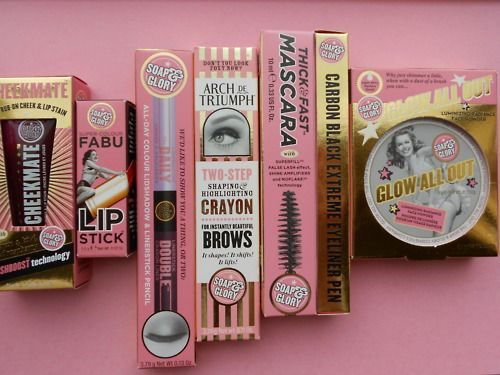 Vintage packaging. How fun!