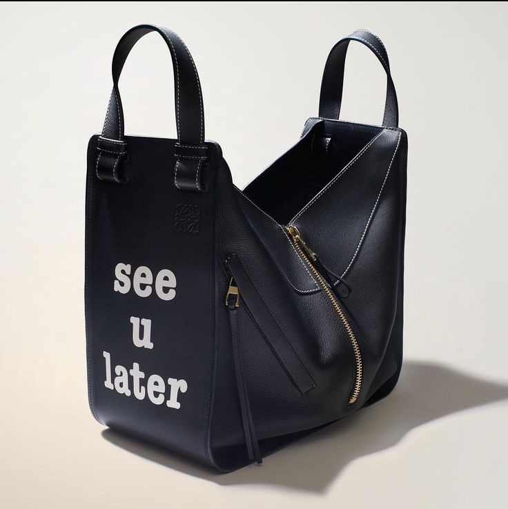 The statement #bag you need to grab this season! #loewe