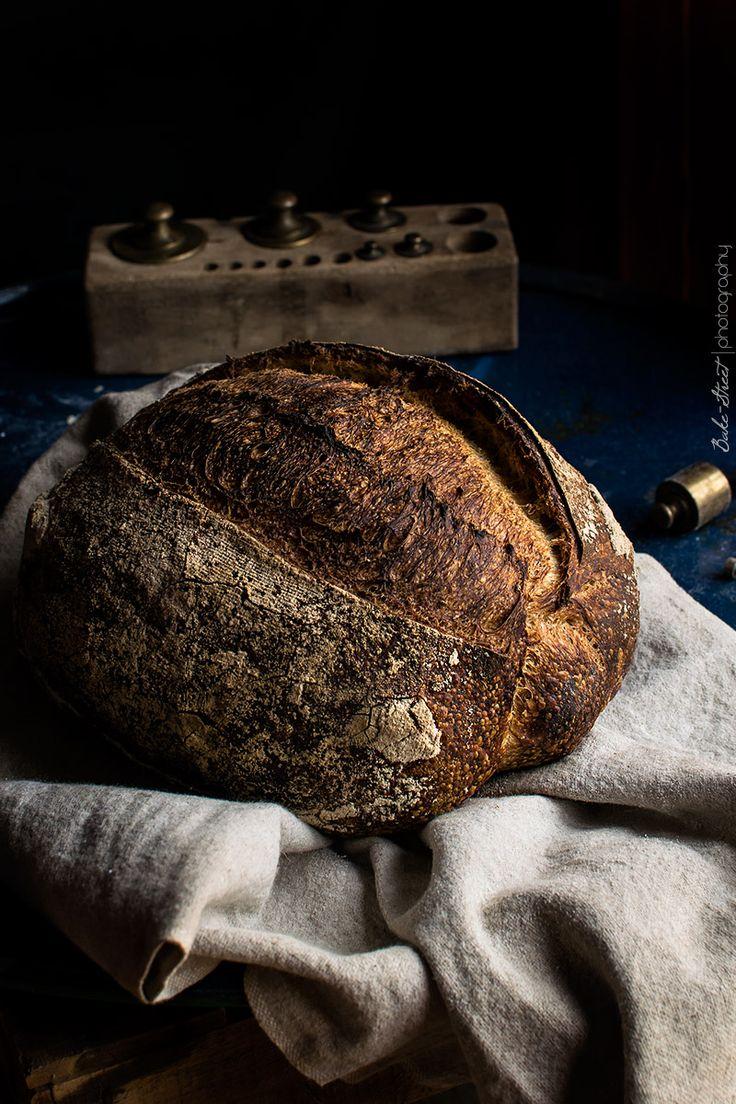 Pan de agua fermentada de frutas - Bake-Street.com
