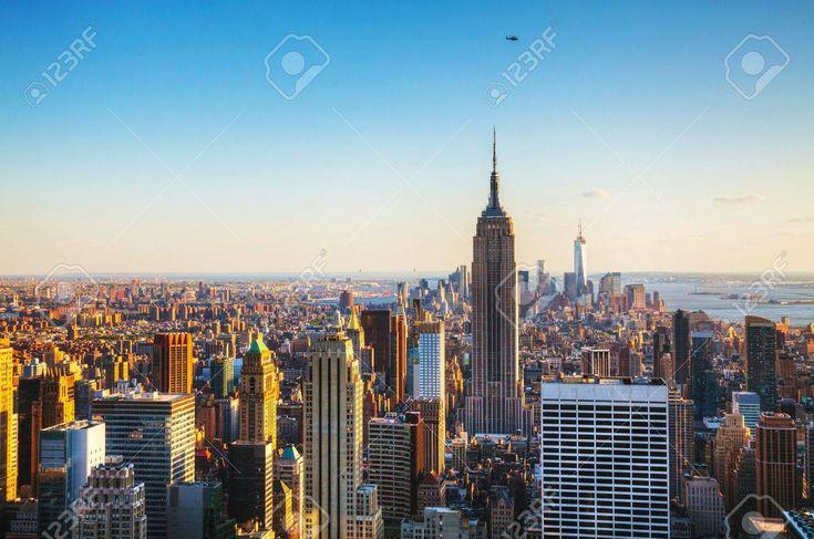 Sunny Day City Google Search Skyline New York Travel New York