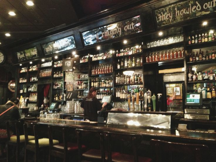 Irish Pub Decor | Happy Hour: Kieran's Irish Pub - Minneapolites