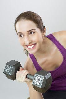 Informazioni  nel  web: 3 semplici esercizi per braccia sode e toniche