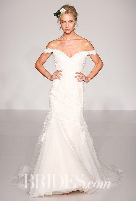 Vestido Maggie Sottero via Brides.com