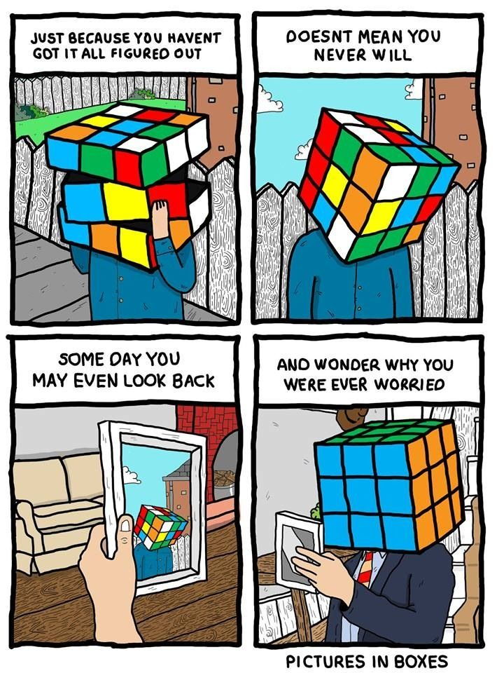Figuring it out. - Imgur