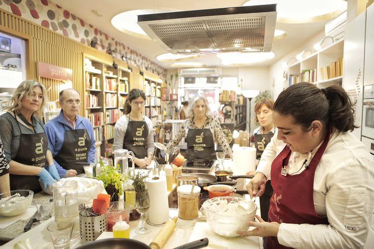 #Gastrofestival 1016: Ruta Culinaria al Mercado + Curso de Cocina + Comida con Armonías de Vinos (foto: Javier Peñas)