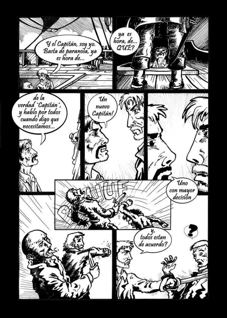 Dertod-Historieta-Monstruos  Piratas-03-05 by dertodzod.deviantart.com on @DeviantArt