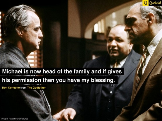 Michael Corleone Quotes To Fredo 17 Best images about &...