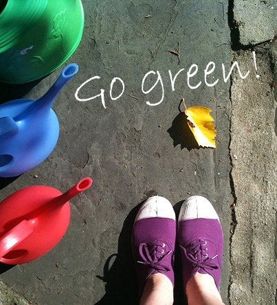 Go green with Bensimon Greece!