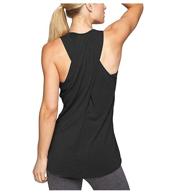 Mippo Womens Workout Tops Racerback Muscle Tank Tops Gym Yoga Shirts for Women