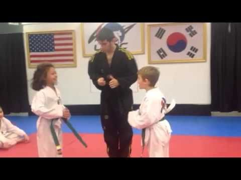 Great drill for kids at United Martial Arts Centers #umac For Children Warwick NY