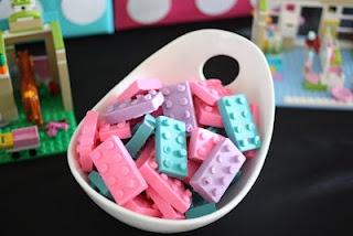 modernparty: Girl Lego Party