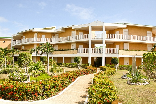Tryp Cayo Coco, Cuba.    Can't get enough of this resort :)