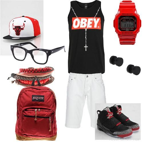 1000+ ideas about Swag Outfits For Guys on Pinterest | Ripped jeans men Men fashion casual and ...