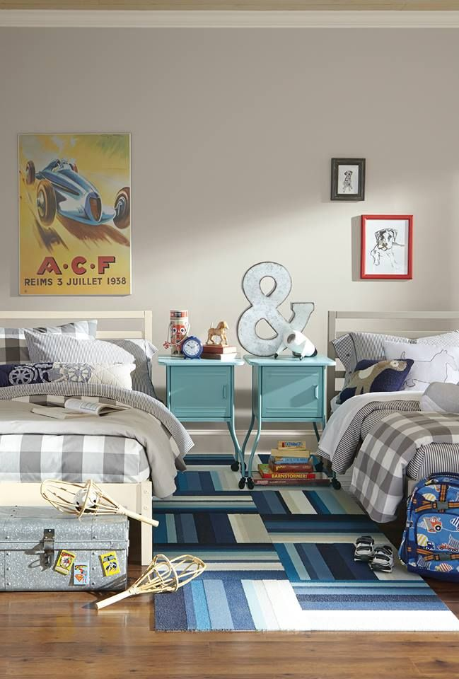 Our new Vogue colours are for every room in the house - even the kid's. Why not…