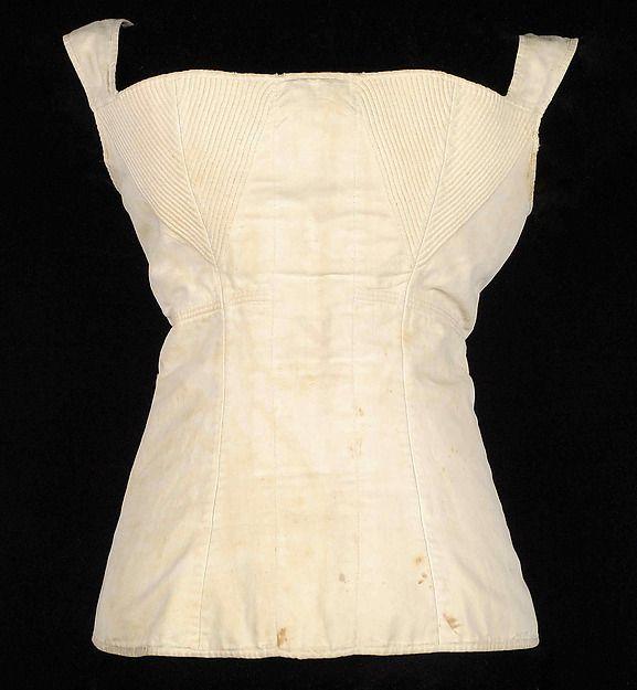 Met, American, cotton, 1830-39